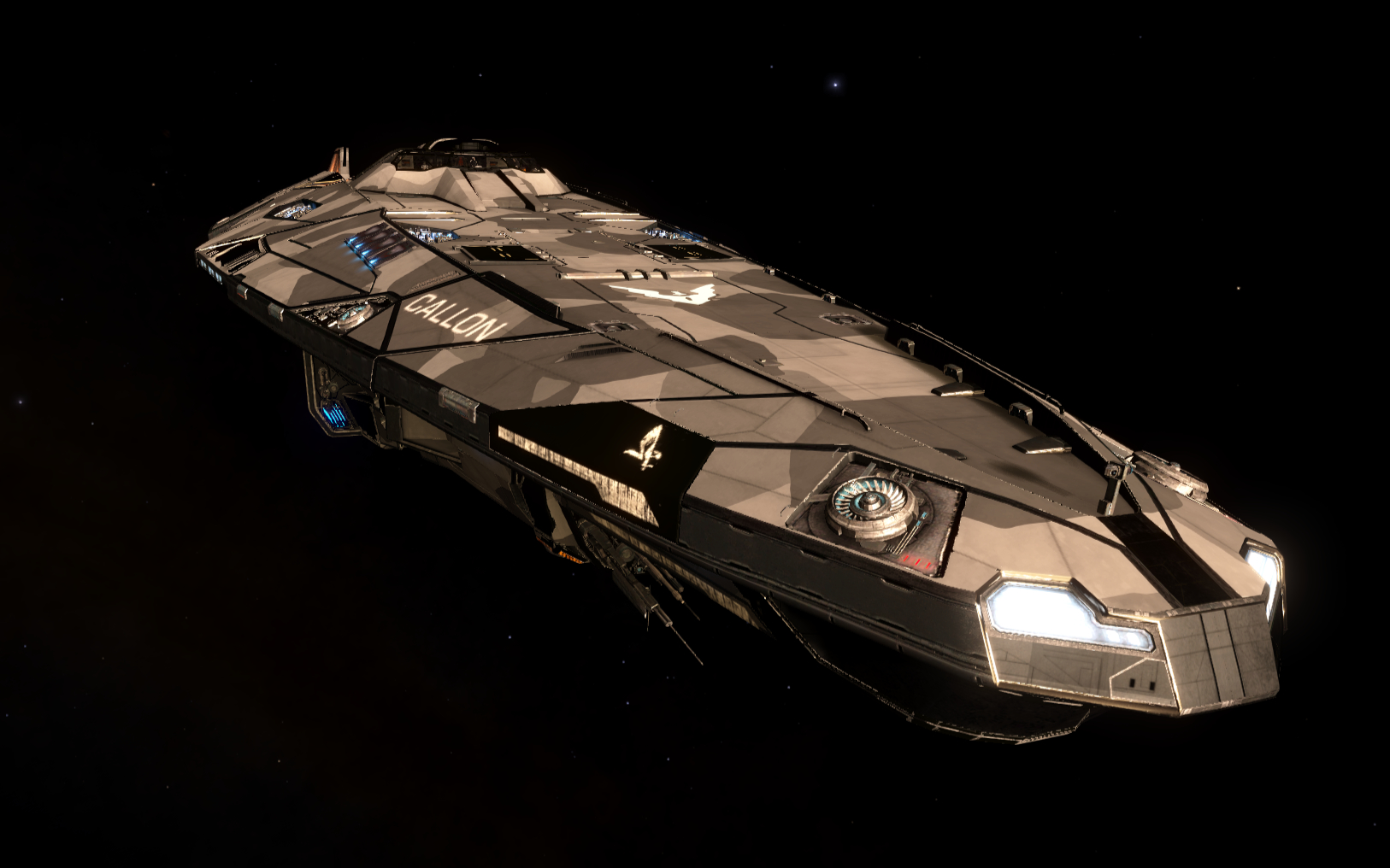 Elite Dangerous – Anaconda – Lars Bodin