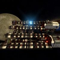 Type-9 Heavy vs MEGASHIP Aquarius Class Tanker